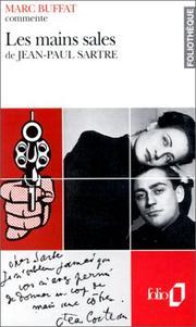 Les Mains Sales de Jean-Paul Sartre PDF