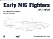 Early MiG fighters in action