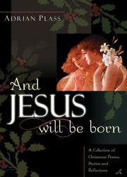 And Jesus Will Be Born PDF