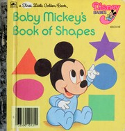 Baby Mickeys book of shapes