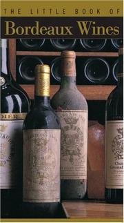The Little Book of Bordeaux Wines PDF
