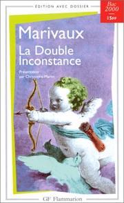 La Double Inconstance PDF