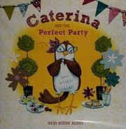 Caterina Passeri: party planner