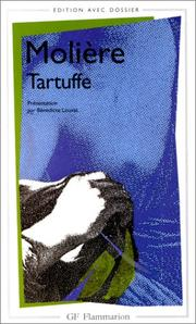 Cover of: Le Tartuffe by Molire