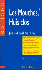 Huis clos by Jean-Paul Sartre