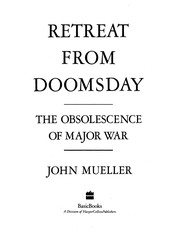 Retreat from Doomsday