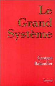 Le Grand syst PDF