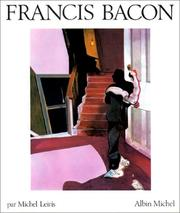Francis Bacon, face et profil by Leiris, Michel
