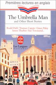 The umbrella man and other stories (Book, 1998) [WorldCat.org]