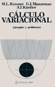 Ca lculo variacional