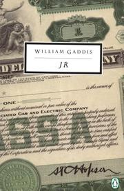 JR by William Gaddis