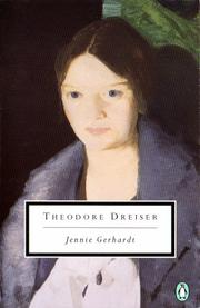 Jennie Gerhardt by Theodore Dreiser