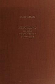 Einführung in das Ideenreich Spinozas.