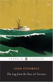 Sea of Cortez by John Steinbeck