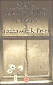 Cover of: Le Demon Et Mademoiselle Prym by Paulo Coelho