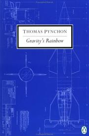 Cover of: Gravity's rainbow by Thomas Pynchon