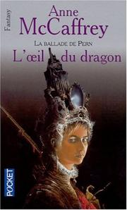 Cover of: L'Oeil du Dragon by Anne McCaffrey