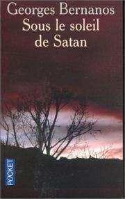 Sous le soleil de Satan by Bernanos, Georges