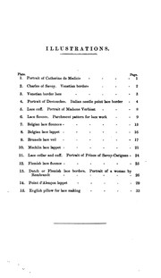 A supplemental descriptive catalogue of specimens of lace acquired for the South Kensington ...