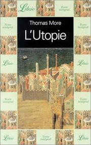 L' Utopie by Thomas More