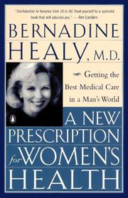 A New Prescription for Womens Health
