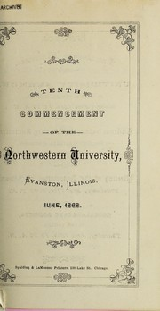 Annual commencement