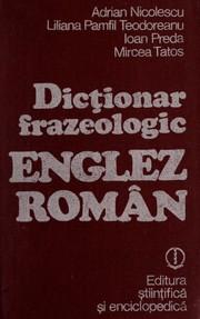 Dicționar frazeologic englez-român