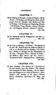 The Hunting Directory: Containing a Compendious View of the Ancient and Modern Systems of the ...