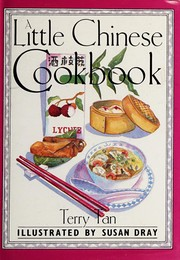 A little Chinese cookbook