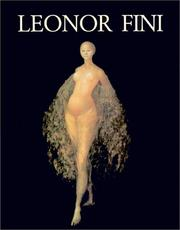 Leonor Fini by Leonor Fini