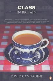 Class in Britain PDF