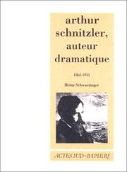 Arthur Schnitzler, auteur dramatique