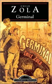 Germinal by mile Zola