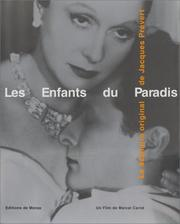 Cover of: Les enfants du paradis by Jacques Prévert