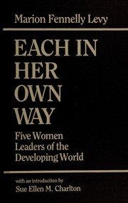 Each in her own way