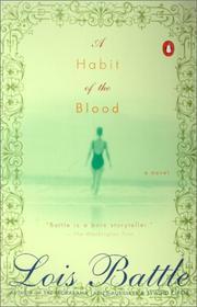 A habit of the blood PDF