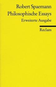 Philosophische Essays PDF