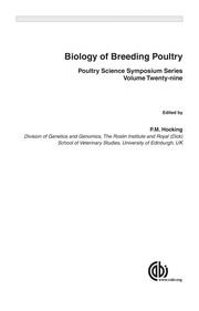 Biology of breeding poultry
