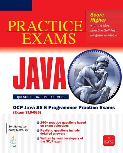 SCJP Sun Certified Programmer for Java 6 Exam 310-065, Sierra, Kathy; Bates, Bert