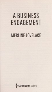 A Business Engagement (Harlequin Desire)
