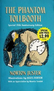 Phantom Tollbooth Cover