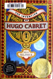 Book Cover: 'The Invention of Hugo Cabret' by Brian Selznick