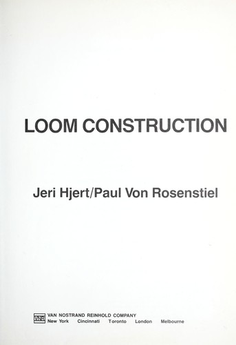 Loom Construction, Hjert, Jeri
