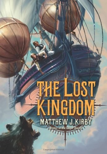 The Lost Kingdom, Kirby, Matthew J.