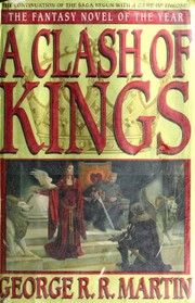 A Clash of Kings (A Song of Ice and Fire, Book 2) [Hardcover] by Martin, Geor...
