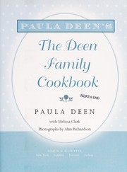 Paula Deen's The Deen Family Cookbook [Hardcover] by Deen, Paula