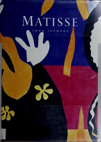 Henri Matisse, Jacobus, John M.; Henri Matisse (Painter)