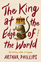 Cover image for The King at the Edge of the World