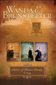 Sisters of Holmes County [Hardcover] by Brunstetter, Wanda E.