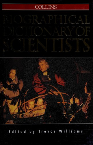 Collins Biographical Dictionary of Scientists